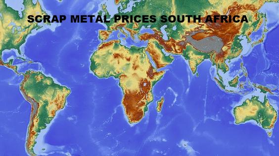 Scrap Metal Prices South Africa